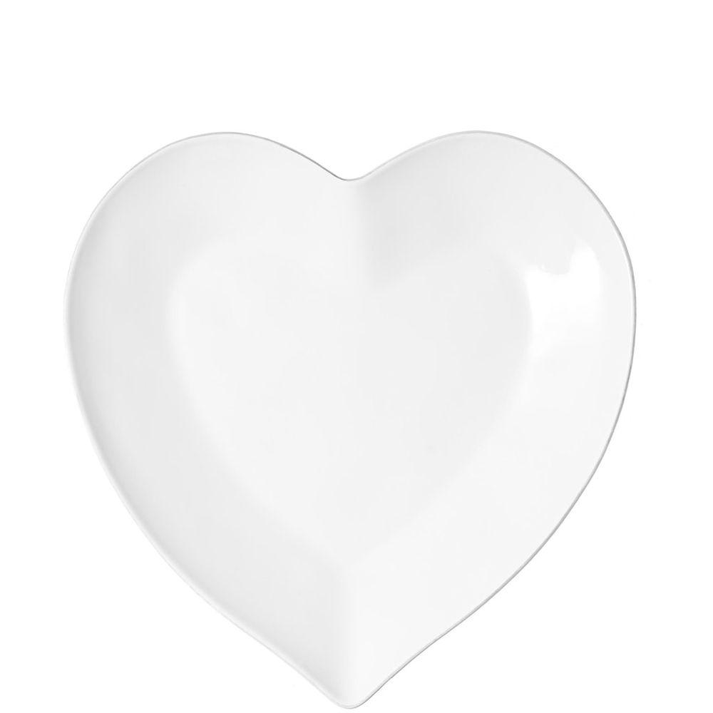 BUTLERS HEART Talíř ve tvaru srdce 13cm