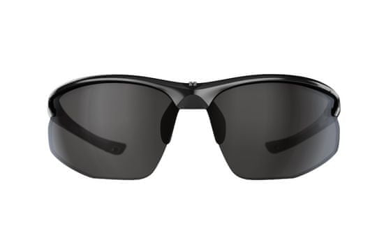 Bliz Motion+ - Shiny Black - Smoke w Silver Mirror - 9062-10