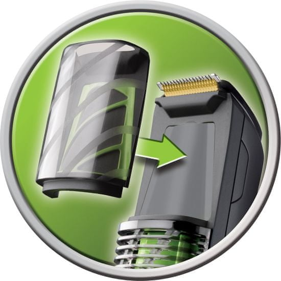 Remington strižnik brade MB6850 Vacuum