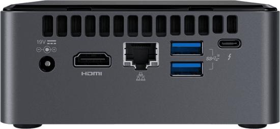 "Intel nettop NUC kit i7 8I7BEH, 6,35 cm (2,5"")"