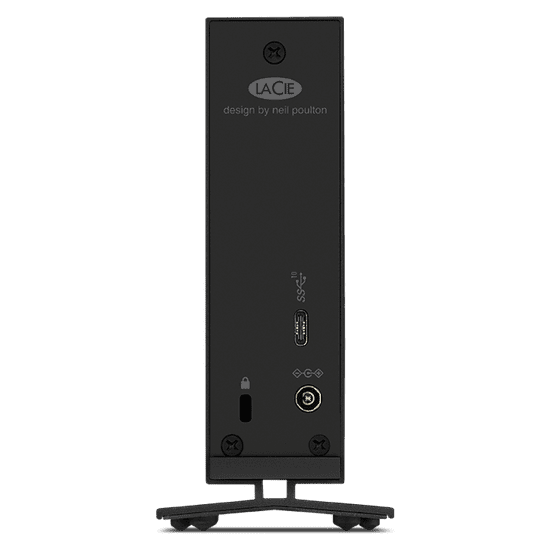 LaCie D2 Profesional zunanji trdi disk, 16 TB, USB-C, HDD (STHA16000800)