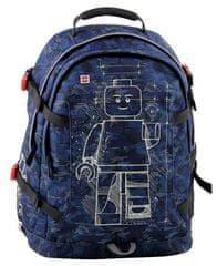 LEGO nahrbtnik Minifigures Blue Camo Tech Teen
