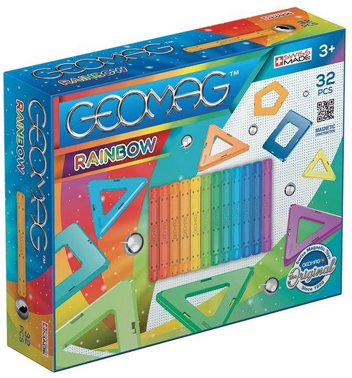 Geomag igra Rainbow 32, komplet