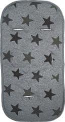 Dooky Multicomforter Grey Stars