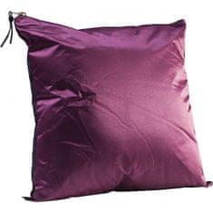 KARE Polštářek Zipper Purple 45×45 cm