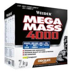 Weider Giant Mega Mass 4000 7kg - čokoláda