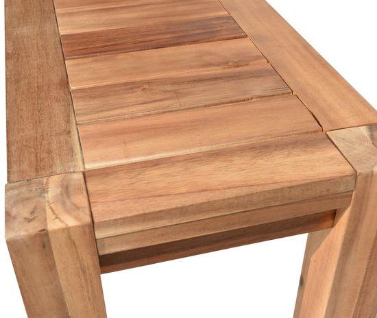 Rojaplast lesena klop BILL