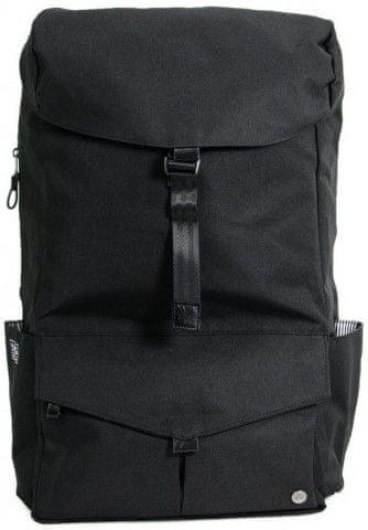 "PKG Cambridge Laptop Backpack 15"" PKG-CAMBRIDGE-BLBL, černá"