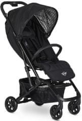 EASYWALKER Buggy XS MINI Oxford 2020 Black - rozbaleno