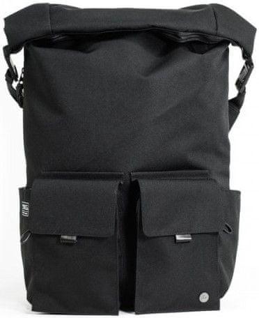 "PKG Concord Laptop Backpack 15"" PKG-CONCORD-BLBL, černý"