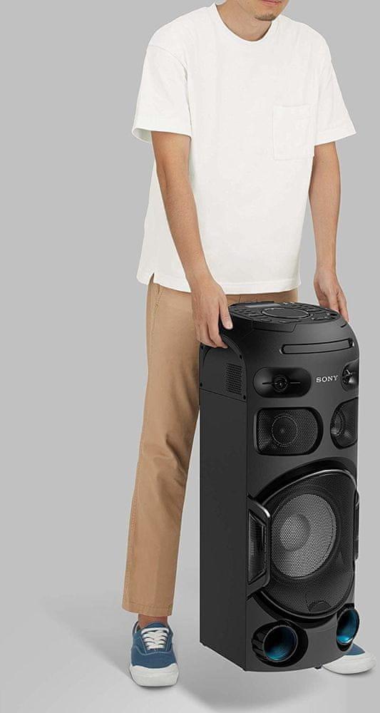 Sony MHC-V42D bluetooth reproduktor - zánovní