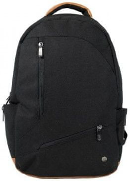 "PKG Durham Laptop Backpack 15"" PKG-DURHAM-BLK, černý"