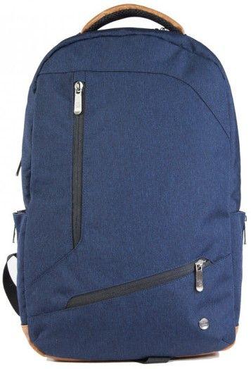 "PKG Durham Laptop Backpack 15"" PKG-DURHAM-BLU, modrý"