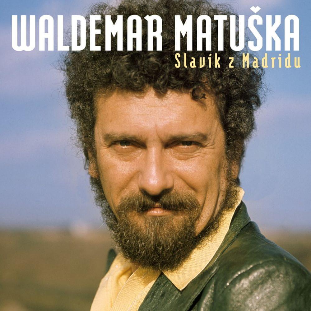 Matuška Waldemar: Slavík z Madridu - Největší hity (2x CD) - CD
