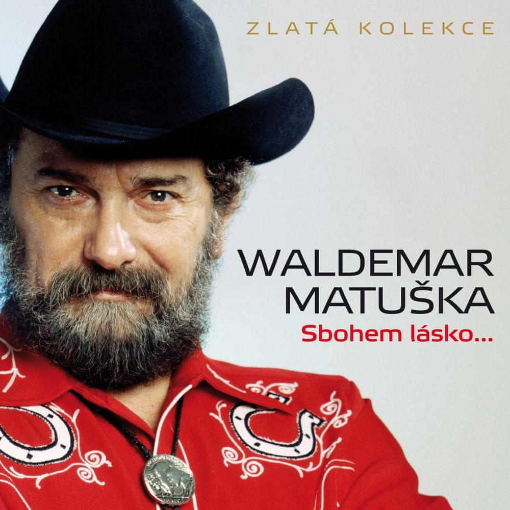 Matuška Waldemar: Sbohem lásko... - Zlatá kolekce (3x CD) - CD