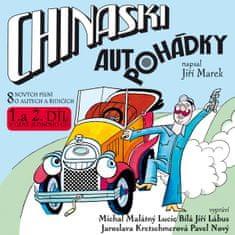 Chinaski: Autopohádky 1+2 (2x CD) - CD