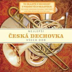 Nejlepší česká dechovka všech dob (2x CD) - CD