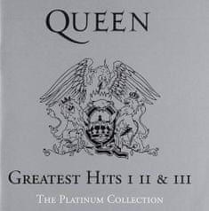 Queen: The Platinum Collection (3x CD) - CD