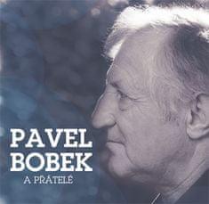 Bobek Pavel: Pavel Bobek a přátelé - (2x CD) - CD