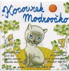 Kocourek Modroočko - CD