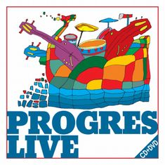 Progres: Live - CD + DV - CD+DVD