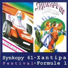 Synkopy 61: Festival - Xantipa - Formule 1 (2x CD) - CD