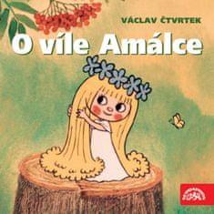 Čtvrtek Václav: O víle Amálce - CD