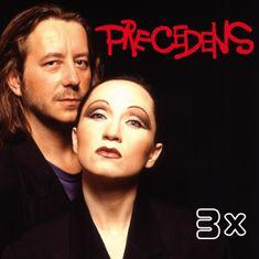 Basiková Bára, Precedens: Precedens (3x CD) - CD