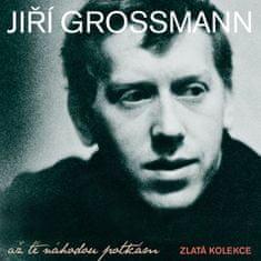Grossmann Jiří: Až tě náhodou potkám - Zlatá kolekce (3x CD) - CD