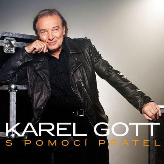 Gott Karel: S pomocí přátel - CD