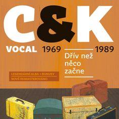 C&K Vocal: Dřív než něco začne (4x CD) - CD