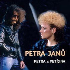 Janů Petra: Petra & Petřina (4x CD) - CD