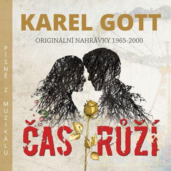 Gott Karel: Čas růží - LP