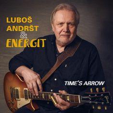Andršt Luboš & Energit: Time's Arrow (2017) - CD