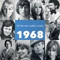 1968 / 50 hitů roku naděje a zrady (2x CD) - CD
