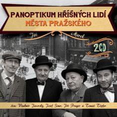 Marek Jiří: Panoptikum hříšných lidí města pražského (2x CD) - CD