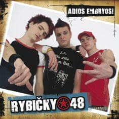 Rybičky 48: Adios Embryos! - CD