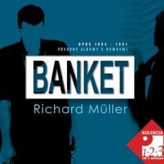 Banket & Richard Müller: Bioelektrovízia / Druhá doba?! / Vpred?: Opus 1984-1991 (3x CD) - CD