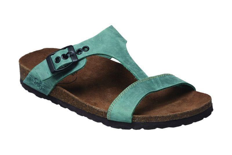 80a7509eb4 SANTÉ Zdravotní obuv dámská IB 7188 modrá (Velikost 38)