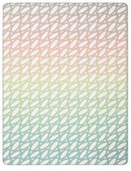 Biederlack Pastelová deka Loop