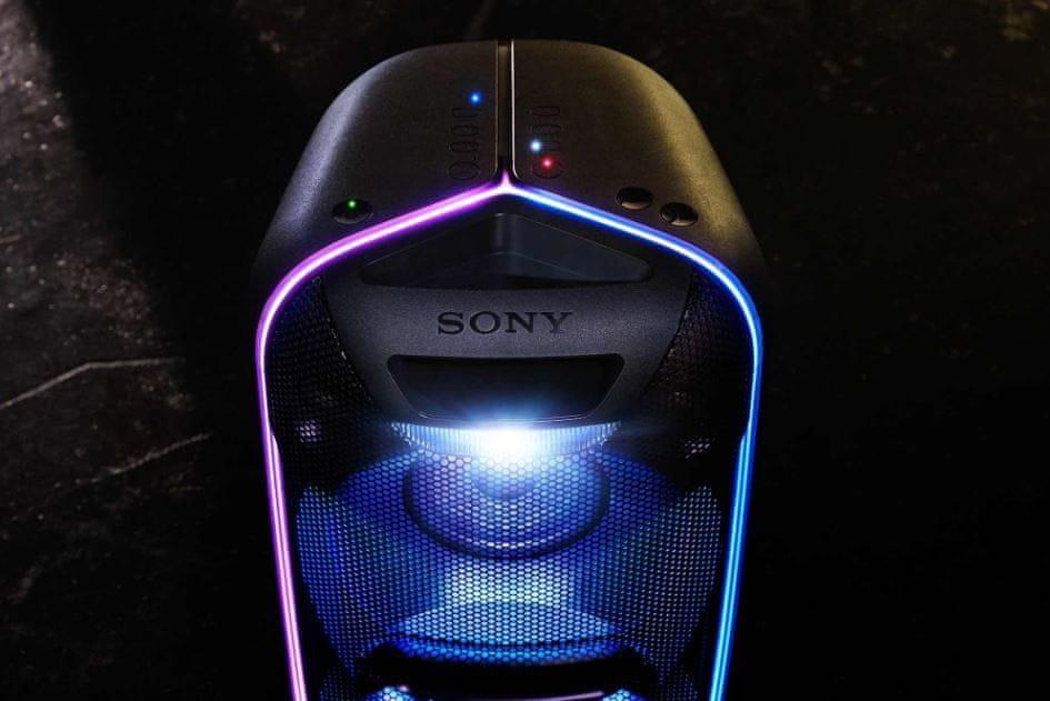 Sony GTK-XB72 bluetooth reproduktor - rozbaleno