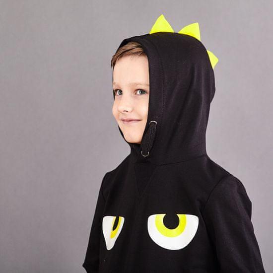Garnamama chlapecká svítící mikina