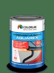 COLORLAK Aquarex V-2115, čierna signálna R9004, 0,6 l