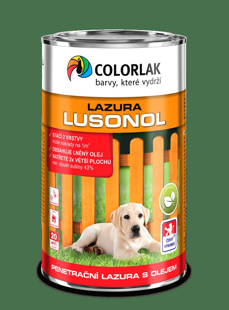 COLORLAK LUSONOL S1023 - Bezbarvý C0000, 2,5 l