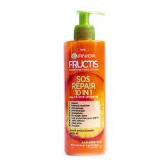 Garnier krema za lase brez izpiranja Fructis SOS Repair 10v1, 400ml