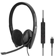 Sennheiser SC 160 slušalke, USB-C