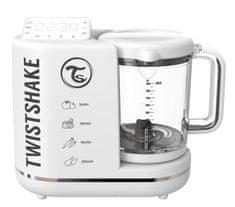 Twistshake Multifunkčný mixér 6 v 1 Biela