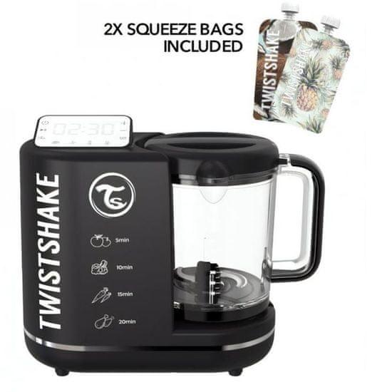 Twistshake Multifunkční mixér 6 v 1 - rozbaleno