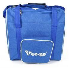 DUE ESSE Chladící cestovní termo taška 24 l, modrá