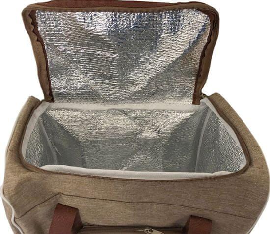 DUE ESSE Chladící cestovní termo taška 24 l